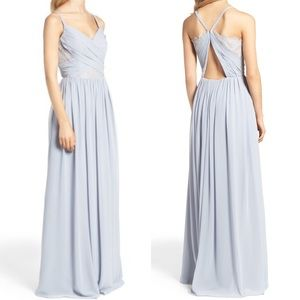 Hayley Paige Bridesmaid Dress Formal Gown